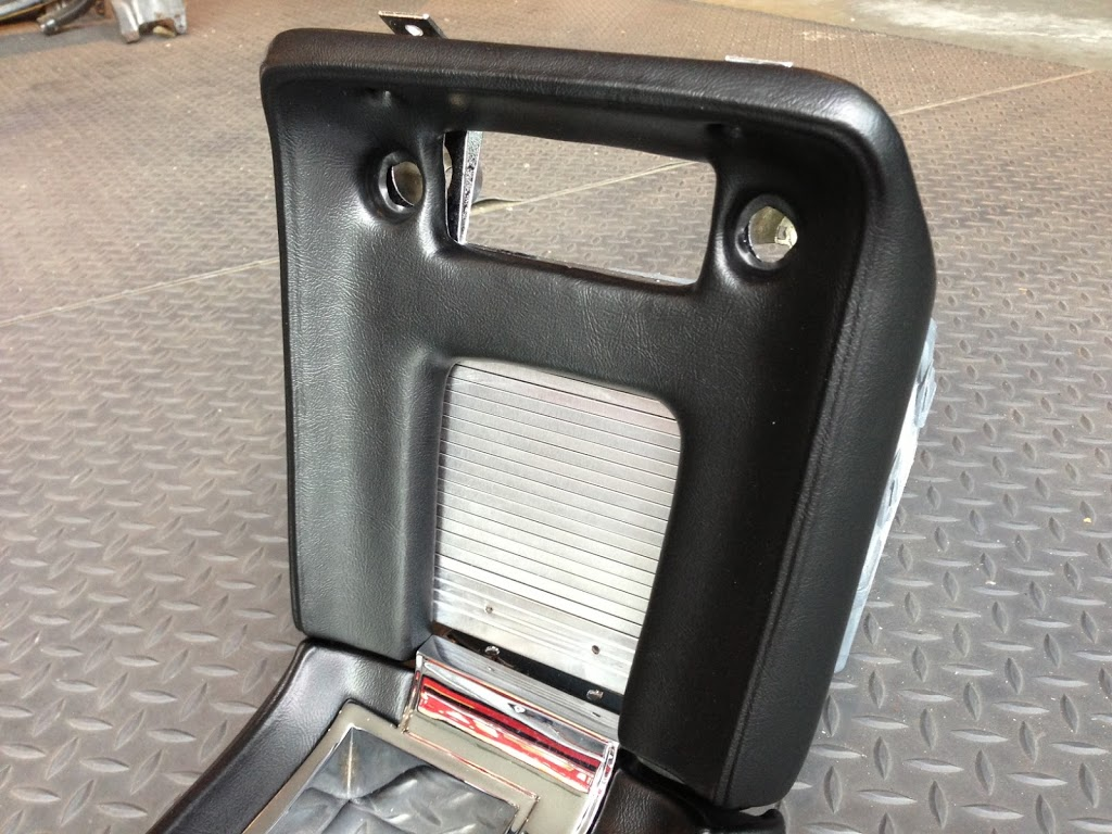 1968 Ford Mustang Center Console Restoration Just Dashes