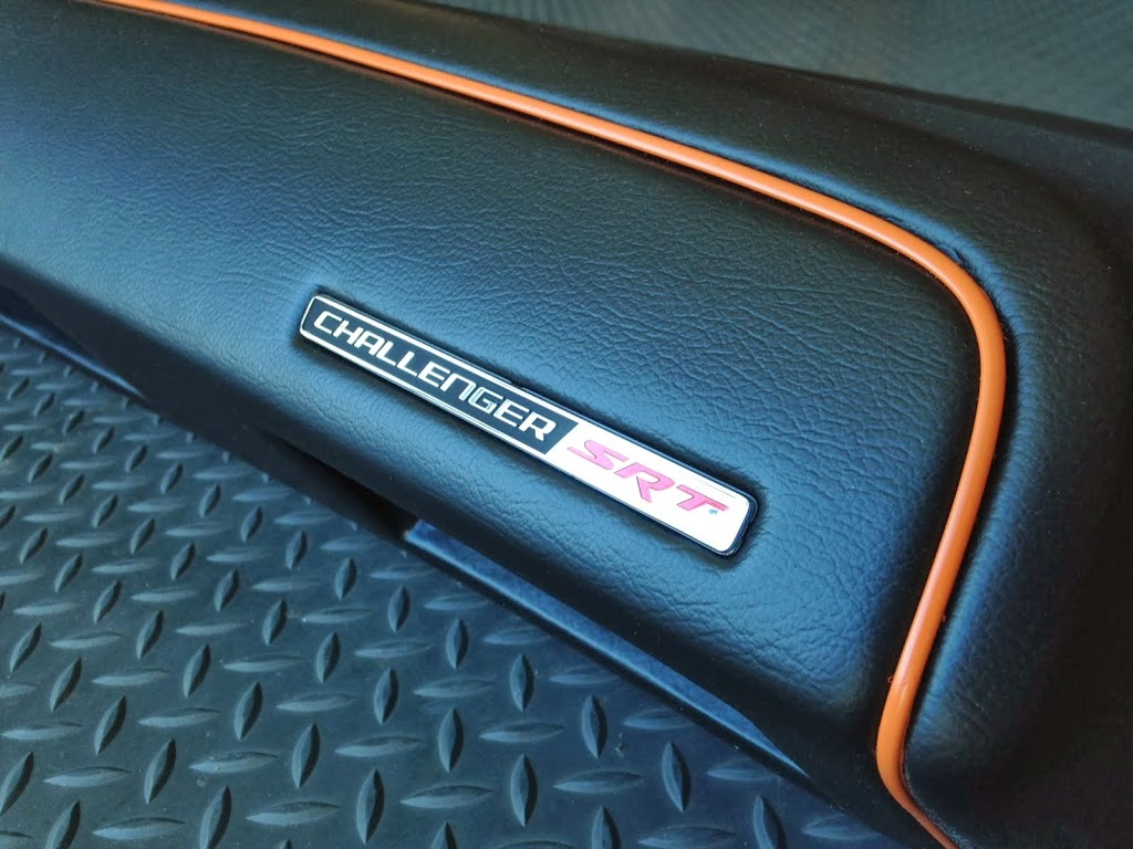 The car will be Mopar orange with orange accents throughout. We hope to get some photos of the finished product and post them here soon. & 1971-1974 Dodge Challenger Dash Pad Restoration - Just Dashes